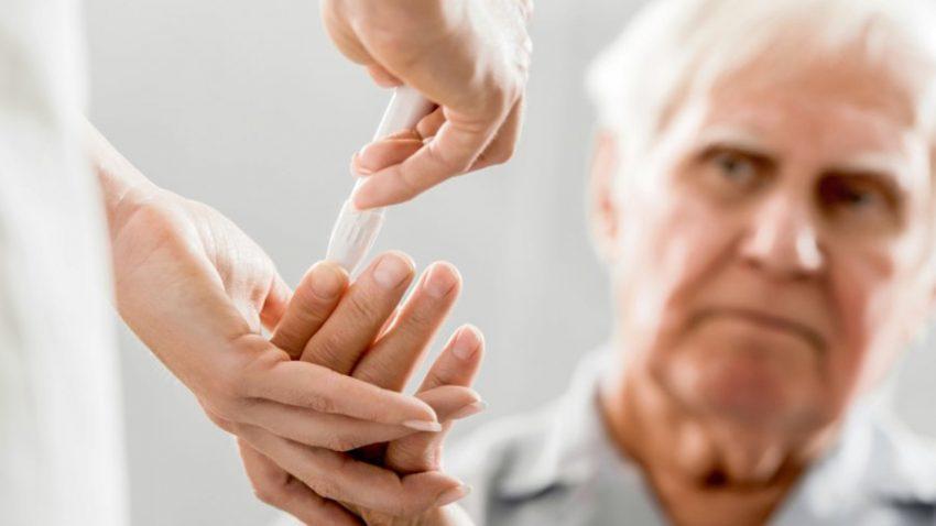 دیابت در سالمندان